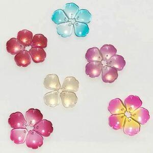 【パーツ】花びらパーツ  6種  29枚