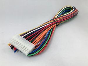 ☆未使用品 ATX電源用 片側コネクタ付きケーブル (PCPS-PWATX) (ミスミ) 管理番号[F0-0150]