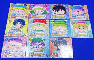 ! редкий редкость! нераспечатанный аниме [ эгоистично *fea Lee Mill mo.pon!] китайский язык субтитры видео CD Vol.1~11(1 рассказ ~22 рассказ )VCD/ Shogakukan Inc. / Ciao *HN
