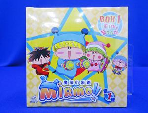 ! редкий редкость! нераспечатанный аниме [ эгоистично *fea Lee Mill mo.pon!] китайский язык субтитры видео CD 1 BOX 1(1 рассказ ~26 рассказ )/ Shogakukan Inc. / ежемесячный Ciao *HN