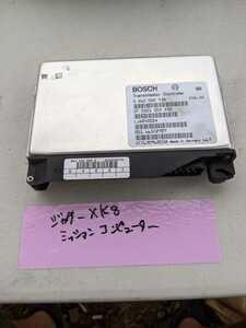 Jaguar XK8 transmission computer LJA2400DA 0 260 002 438