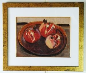 оценка * картина *...* живопись маслом futoshi flat . произведение Meiji 35 год сырой