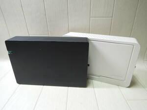 M15497☆I・O DATA./アイ・オーデータ/外付ハードディスク/HDC-AE3.0K/HDCS-U1.5R2/3TB/1.5TB/2台セット【ジャンク】