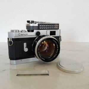 Canon MODEL VI-T キャノン 昔のカメラ ジャンク品
