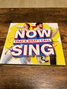 CD NOW THATS WHAT I CALL SING