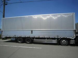 202141 大型車 アルミウイング コンテナ 荷台 倉庫 9810×2440×2865