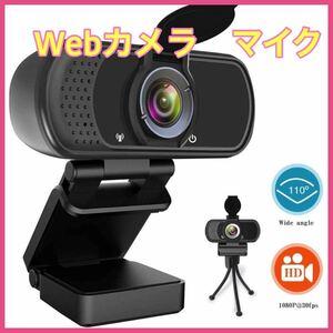 WEBカメラ ウェブカメラ 超広角マイク内蔵 高画質 skype 会議用