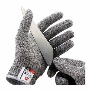 бесплатная доставка порванный нет перчатки . лезвие перчатки левый и правый в комплекте армия рука выдерживающий лезвие перчатки . лезвие перчатка работа для перчатки DIY большой . стекло отделка