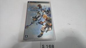 キングダム ハーツ バースバイスリープSONY PSP プレイステーション ポータブル PlayStation ソフト 動作確認済 中古 スクエア エニックス