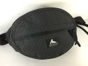 超美品 USA製 グレゴリー テールメイトS ブラック スペクトラ ボディバッグ