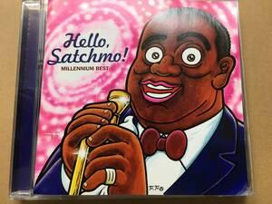 Louis Armstrong★中古CD国内盤「ルイ・アームストロング~ミレニアム・べスト」