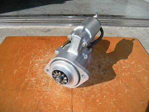 三菱重工、フォークリフト/ブルドーザー/発動発電機用セルモーター(スターター)リビルト品 M2T65271、M3T54072