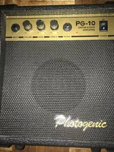 Photogenic ギターアンプPG-10