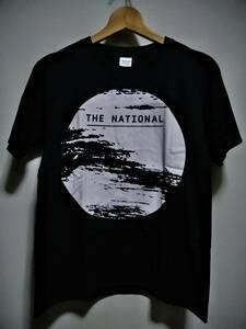 The National Tシャツ S 黒 ザ・ナショナル ロックT バンドT