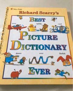 英語絵本 Best Picture Dictionary