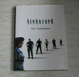 バイオハザード DVDブック The Catalysis 大型本 収録時間約107分