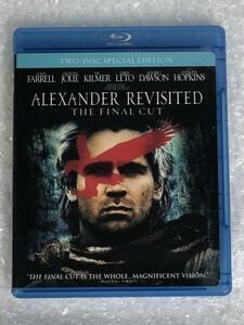 ★ 海外版 / Blu-ray 2枚組 アレキサンダー ALEXANDER REVISITED FINAL CUT 213分 / ノーカット版 日本語字幕なし 085391143536 ブルーレイ