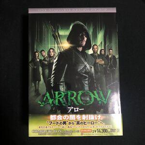 ARROW/アロー セカンド・シーズン コンプリート・ボックス〈12枚組〉DVD