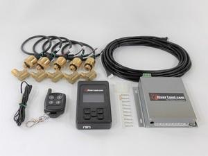 ECU プレッシャーセンサーコントロールシステム エアサス デジタルエアーゲージ エアサススイッチ メモリー機能