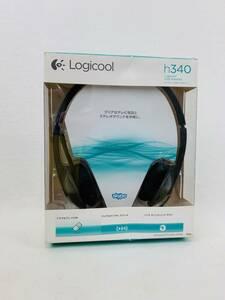 ** Logicool ロジクール USB ヘッドセット H340 / Windows または Mac OS対応
