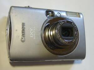 ♪ ジャンク Canon IXY DIGITAL 900IS① PC1209 デジタルカメラ ♪
