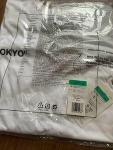 XL 国内正規品 新品未使用 OFF WHITE オフホワイト NIKE ナイキ MA5 東京限定TEE Tシャツ 白