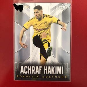 2020 Topps Transcendent Dortmund Achraf Hakimi 100枚限定 ドルトムント ハキミ