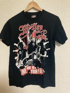 バンドTシャツ MOTLEY CLUE 2011年TOUR