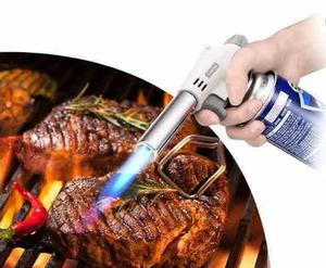 最大火力1300℃ ガスバーナー トーチバーナー BBQ アウトドア 焚火 ソロキャン 料理 火力調整 《送料無料・PayPay対応》