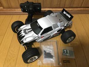 新品未使用 HPI品番10557 E-ファイヤーストーム 10T FLUX RTR DSX-2(シルバー)2WD E-FIRESTORM 10T FLUX 希少