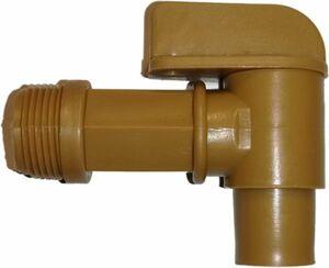 特価DIY雨水タンク用 プラスチック蛇口20A