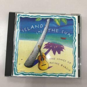 CD 中古☆【洋楽】ISLAND IN THE SUN