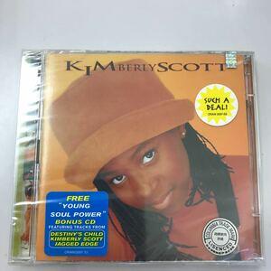 CD 未開封【洋楽】長期保存品 KIMBERLY SCOTT