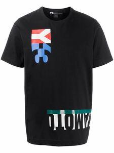 Y-3 半袖Tシャツ XS Y3 ワイスリー Tシャツ ヨウジヤマモト ヨウジ ヤマモト ヨウジ・ヤマモト YOHJI YAMAMOTO 山本耀司 adidas アディダス