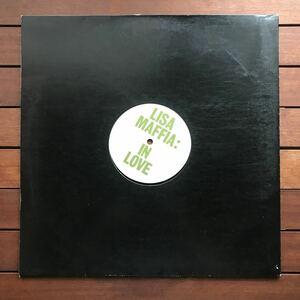 ●【house】Lisa Maffia / In Love[12inch]オリジナル盤《9595》