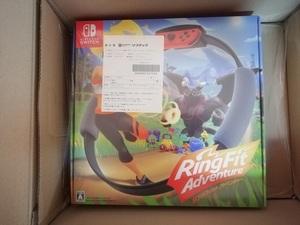 新品 Nintendo Switch リングフィットアドベンチャー 任天堂 ニンテンドースイッチ テレビゲーム 新品未使用品