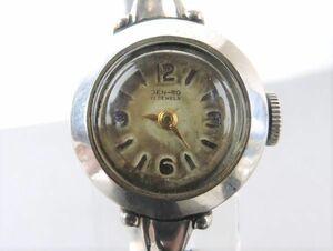 Ден-Ро (Денло) Античные дамы Часы 17 камней / ручной швейцарец 845971J01EC04