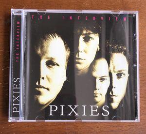 ピクシーズ Pixies The Interview
