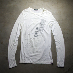 RAF SIMONS 2005-2006 A/W HISTORY OF MY WORLD期 グラフィックカットソー/ ラフシモンズ アーカイブ 初期