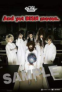 BiSH / And yet BiSH moves. (Blu-ray Disc+CD2枚組)(初回生産限定盤)+ PHOTOBOOK [それでもBiSHは開けているBOX仕様]