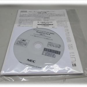 ^ NEC Mate Application диск Win8.1Pro (64bit) M****/B-K,M****/L-K,M****/G-K нераспечатанный бесплатная доставка v