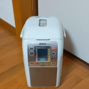 未使用 自動ホームベーカリー パンくらぶ BB-KS10-XP