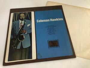 2294【LP】コールマン・ホーキンズ Coleman Hawkins 輸入盤