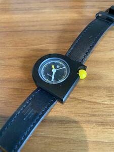 美品 送料無料 LIP リップ 腕時計 ウォッチ ベルトレザー