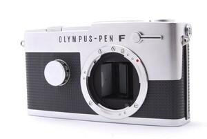 ☆動作良好☆OLYMPUS PEN-FT オリンパス ハーフサイズ フィルムカメラ Film Camera Body Made in Japan #0071931