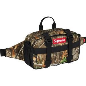 19AW 新品未使用 Supreme Waist Bag Real Tree Camo シュプリーム ウエストバッグ ショルダー カモ
