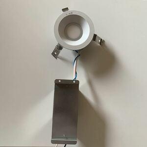 No.600185 Panasonic パナソニック LED照明 ダウンライト NDW06313WLE1 2017年製 1個セット モデルルーム・展示場回収品 福岡県大川市より
