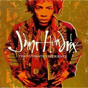 Ultimate Experience ジミ・ヘンドリックス Jimi Hendrix ベスト盤 フェンダー ウッドストック クラプトン ジェフ・ベック