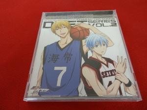■黒子のバスケ キャラクターソング DUET SERIES Vol.2 黒子テツヤ(小野賢章),黄瀬涼太(木村良平)【CD】
