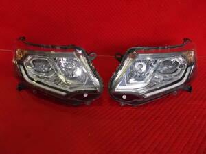 【売切り!中古②】ホンダ ステップワゴン 純正 LED ヘッドライト 左右セット RP1 RP2 33100-TAA-N01 補修 スペア 加工ベース HONDA